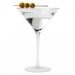 coctel dry martini en castellana 113 lounge & bar