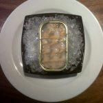 plato de berberechos gallegos en castellana 113 lounge & bar