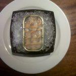 foto de un plato de berberechos gallegos en castellana 113