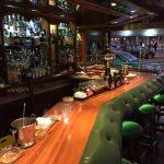 foto desde la parte de atrás de castellana 113 lounge & bar