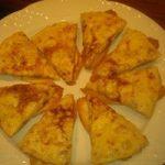 tortilla de patata que solo disfrutaras en castellana 113 Lounge & Bar